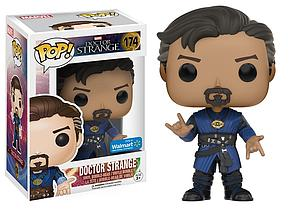 Pop! Marvel Doctor Strange Vinyl Bobble-Head Doctor Strange (Movie) (No Cloak) #174 Walmart Exclusive