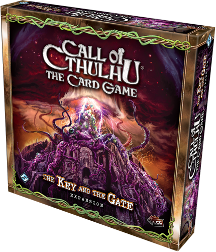 Call of Cthulhu: The Card Game - The Key & the Gate Expansion Pack