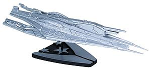 Mass Effect Alliance Cruiser Ship Replica Silver Edition