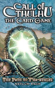Call of Cthulhu: The Card Game - The Path to Y'ha-nthlei Asylum Expansion Pack