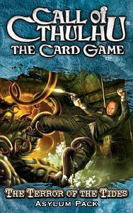 Call of Cthulhu: The Card Game - The Terror of the Tides Asylum Expansion Pack