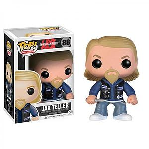Pop! Television Sons of Anarchy Vinyl Figure Jax Teller #88 (Vaulted)