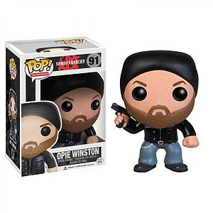 Pop! Television Sons of Anarchy Vinyl Figure Opie Winston #91 (Vaulted)