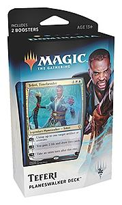 Magic the Gathering: Dominaria Planeswalker Deck: Teferi