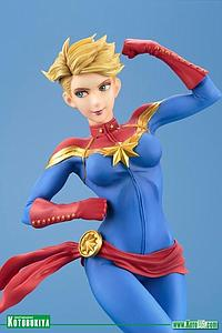 Bishoujo Marvel Comics Statue: Captain Marvel