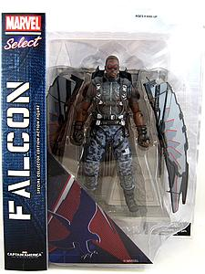 "Marvel Select 8"": Falcon (Captain America: The Winter Soldier Version)"