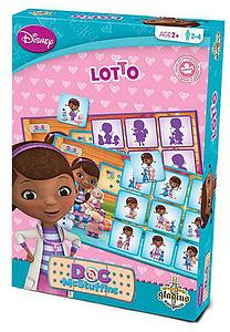 Lotto Disney Doc McStuffins Edition (Bi-Lingual)