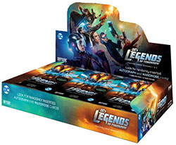 DC Comics Legends of Tomorrow Trading Cards Booster Box