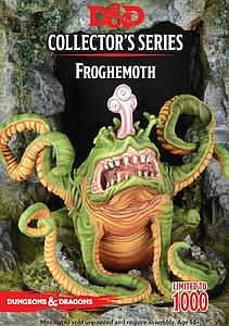 Dungeons & Dragons Miniatures Collector's Series: Froghemoth