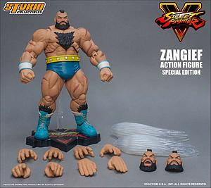 Zangief (Heart of a Patriot) Special Edition