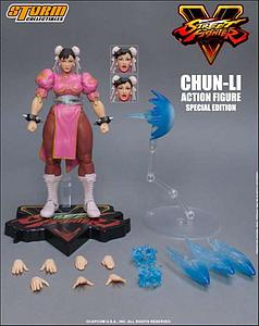 Chun Li (Agent of Justice) Special Edition
