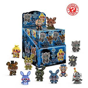 Mystery Minis Blind Box: Five Nights at Freddy's - The Twisted Ones (12 Packs)