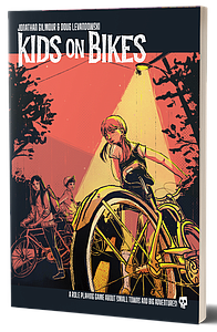 Kids on Bikes: RPG Core Rulebook