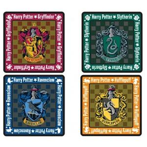 Harry Potter: 4-Pack Coaster Set (Square)