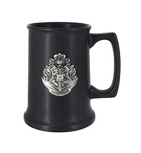 Harry Potter: Deluxe Ceramic Mug with Pewter Emblem