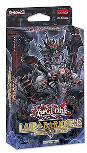 YuGiOh Trading Card Game Structure Deck: Lair of Darkness