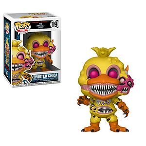 Pop! Books Five Nights at Freddy's: The Twisted Ones Vinyl Figure Chica #19