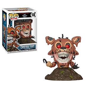 Pop! Books Five Nights at Freddy's: The Twisted Ones Vinyl Figure Twisted Foxy #18