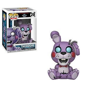 Pop! Books Five Nights at Freddy's: The Twisted Ones Vinyl Figure Twisted Theodore #20