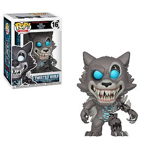 Pop! Books Five Nights at Freddy's: The Twisted Ones Vinyl Figure Twisted Wolf #16