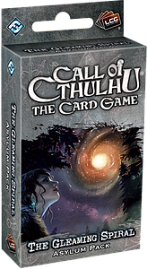 Call of Cthulhu: The Card Game - The Gleaming Spiral Asylum Pack