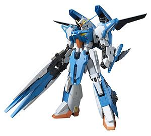 Gundam High Grade Build Fighters 1/144 Scale Model Kit: A-Z Gundam