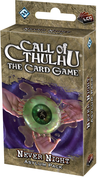 Call of Cthulhu: The Card Game - Never Night