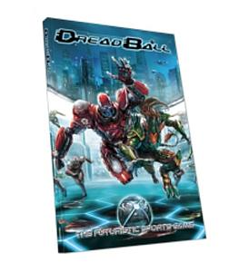 DreadBall (Second Edition): Collector's Edition Rulebook