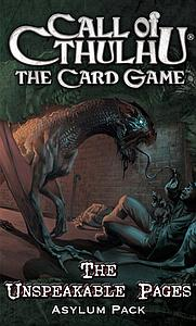 Call of Cthulhu: The Card Game - The Unspeakable Pages