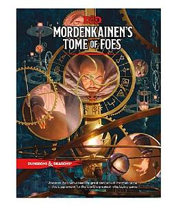 Dungeons & Dragons Roleplaying Game: Mordenkainen's Tome of Foes