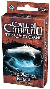Call of Cthulhu: The Card Game - The Wailer Below Asylum Pack