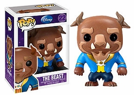 Pop! Disney Beauty & the Beast Vinyl Figure Beast #22