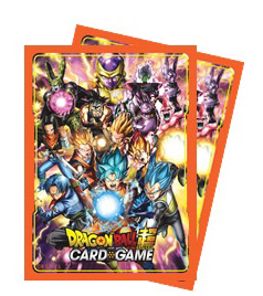 Deck Protectors Dragon Ball Super - All Stars 65 Standard Sized Card Sleeves
