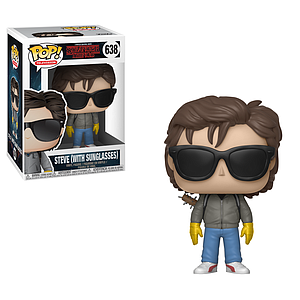 Pop! Television Stranger Things Vinyl Figure Steve (with Sunglasses) #638