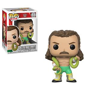 "Pop! WWE Vinyl Figure Jake ""The Snake"" Roberts #51"