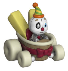 Five Nights at Freddy's Super Racers: Ennard