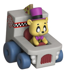 Super Racers Die Cast Vehicle Five Nights at Freddy's - Fredbear #06