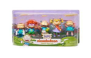 Nickelodeon Rugrats 3 Inch 5-Pack Collector Figure Set