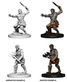 Dungeons & Dragons Nolzur's Marvelous Unpainted Miniatures: Nameless One
