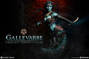 Gallevarbe: Eyes of the Queen