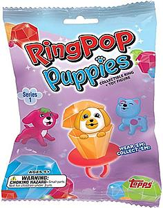 Ring Pop Puppies Series 1: Single Pack