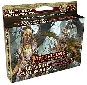 Pathfinder Adventure Card Game: Ultimate Wilderness Add-On Deck