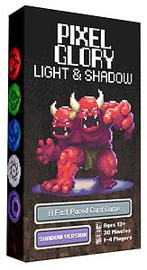Pixel Glory: Light and Shadow - Shadow Version