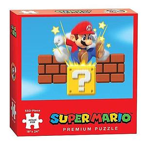 Puzzle Super Mario Block Smasher