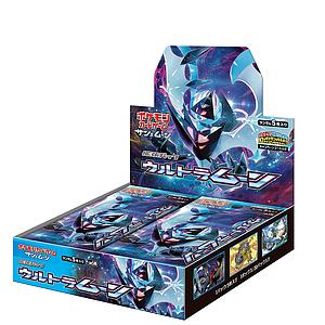 Pokemon Trading Card: Sun & Moon Ultra Moon Booster Box (30 Packs)