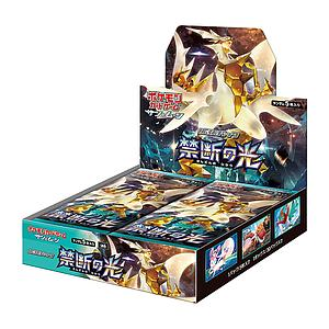 Pokemon Trading Card: Sun & Moon (SM6) Forbidden Light Booster Box (30 Packs)