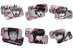 Gintama - Pins Collection Ver.2 (Assorted)