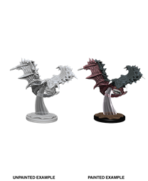 Pathfinder Deep Cuts Unpainted Miniatures: Flying Ray