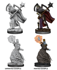 Pathfinder Deep Cuts Unpainted Miniatures: Mini Liches