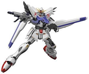 Gundam Master Grade Gundam 1/100 Scale Model Kit: Gundam F91 Version 2.0